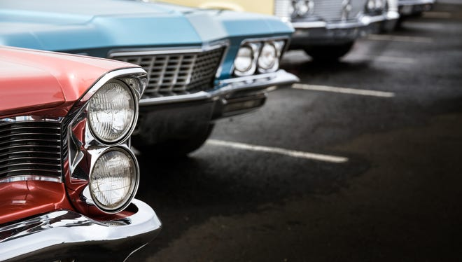 A car show Saturday will benefit veterans programs and education.