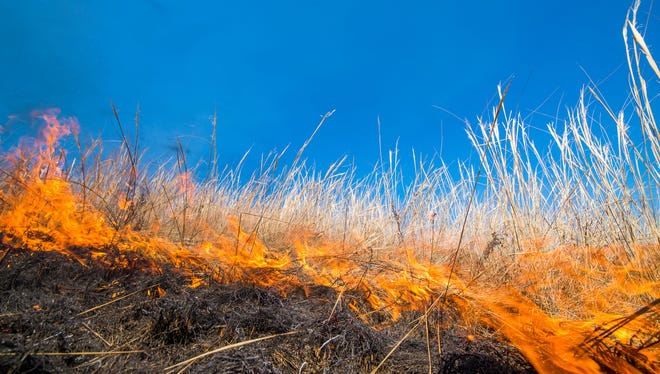 Know what rules are in effect before burning outdoors, officials warn.