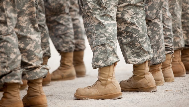 The U.S. Army's goal of recruiting 80,000 new soldiers this year is running into a snag: Only 30 percent of people can meet the requirements to join.