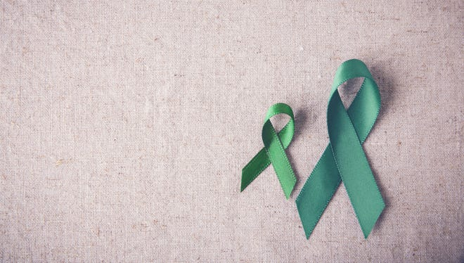 President Trump has declared May 2017 National Mental Health Awareness Month. The issue is often recognized with a green ribbon.