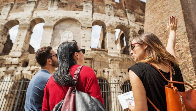 Generally speaking, taking a guided tour is likely to keep you out of trouble.