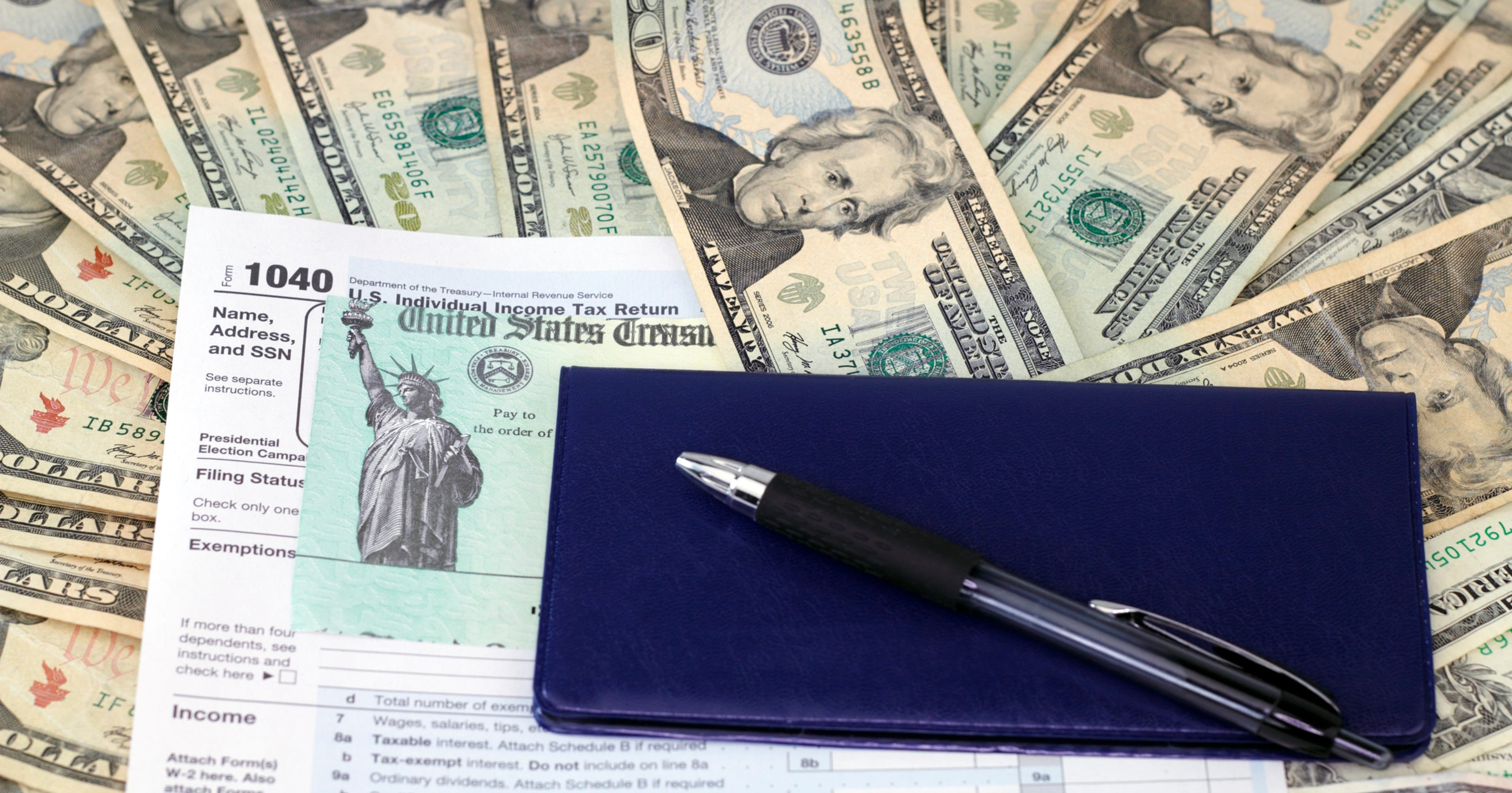 Tax refund: 4 ways to get it faster from the IRS this tax season