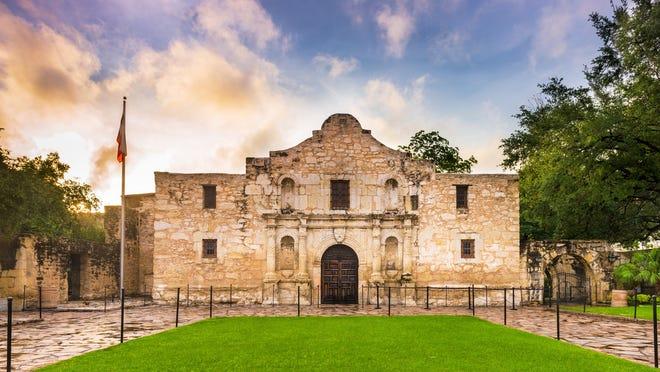 The Alamo: Photos of the San Antonio landmark