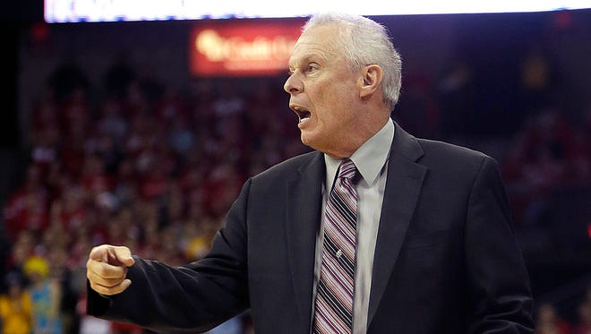 Former Wisconsin Badgers basketball coach Bo Ryan will be inducted into the Collegiate Basketball Hall of Fame on Sunday. Ryan also coached at UW-Platteville, where he won four NCAA Division III championships, and at UW-Milwaukee.