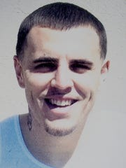Eric Jackson, who suffers from drug addiction, was sent to a privately run prison in Kentucky after being convicted on burglary charges.