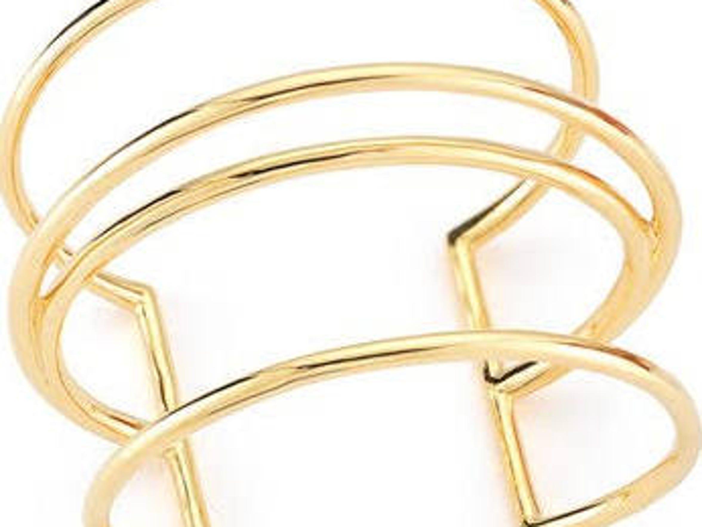 "Elizabeth and James ""Leo"" cuff bracelet"