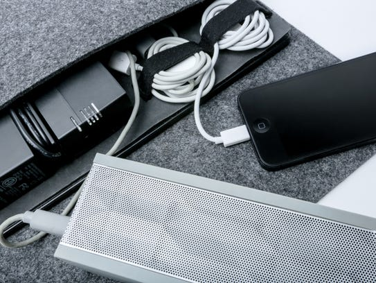 The Portable Charging Folio Mini is one of many products
