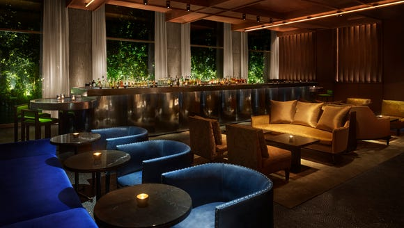 Diego is one of three bars at the new PUBLIC New York