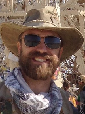 Dr. Jeff Westin is one of the medical directors for Burning Man.