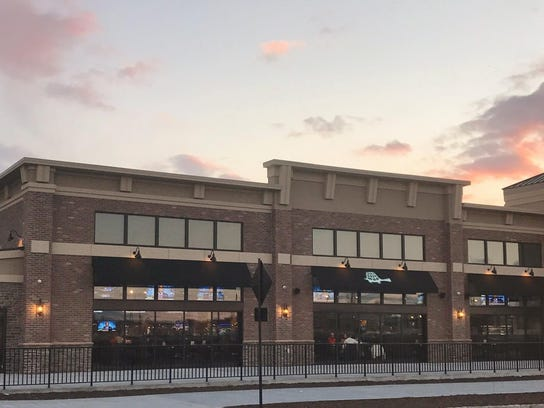 The Greene Turtle Sports Bar & Grille opened recently