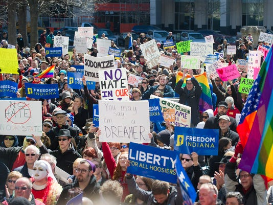 Indiana religious liberty