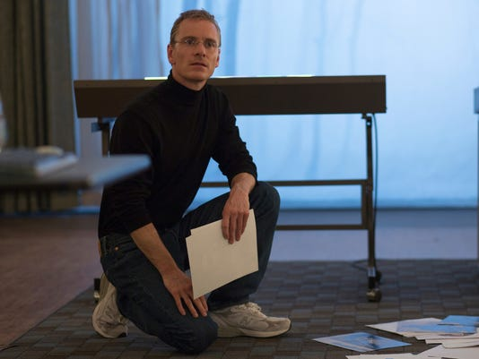 Review Steve Jobs Marvels As Man And Movie