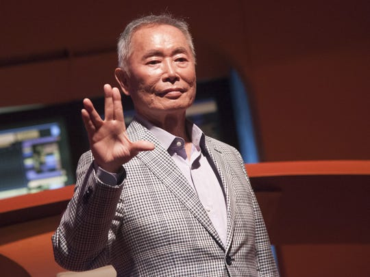 The second round of Star Trek-themed cruises will both be hosted by George Takei.