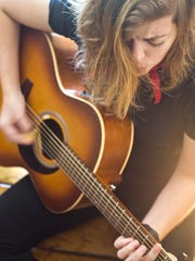 Singer-songwriter Abbie Morin plays on the final night