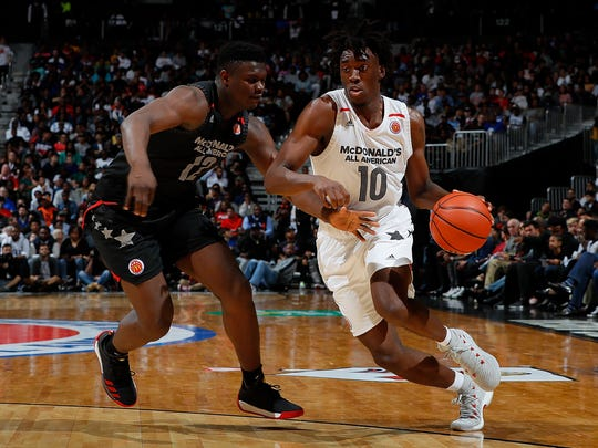 2019 NBA Mock Draft: RJ Barrett and Cameron Reddish For the #1 Spot