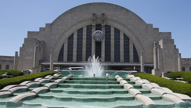 Union Terminal could be the site of a second version of LumenoCity.