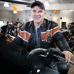 Matt Levatich is just months into his new role as president and CEO of Harley-Davidson Motorcycles. The Ithaca, N.Y., native returned to the area this spring for the grand opening of the Finger Lakes Harley-Davidson.