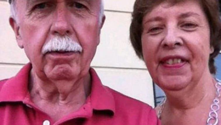 Bob and June Runion