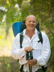 Tom Hafer, a chaplain and physical therapist, will