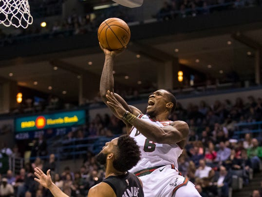NBA: Brooklyn Nets at Milwaukee Bucks