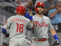 Philadelphia Phillies at Washington Nationals odds, picks and best bets