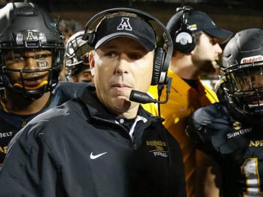 Appy State coach