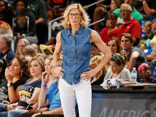 New Sacramento Kings assistant Jenny Boucek is from