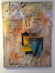 """Brian Lacey's """"Lost & Found"""" at the Janice Charach"""