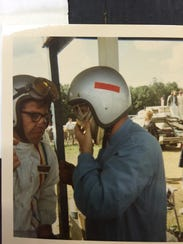 "In 1966, Indiana racing enthusiast Marshall ""Brooke"""