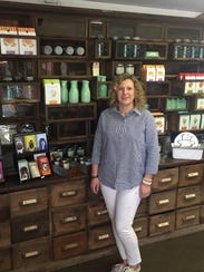 Scarlett Scales-Tingas of Scarlett Scales Antiques