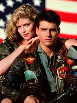 It's been 30 years since Tom Cruise and Kelly McGillis starred in 'Top Gun.'