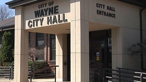 Wayne City Hall.