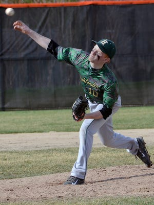 Howell's Chris Ackerman struck out eight for the Highlanders in Thursday's season-opening 4-2 win over Lowell. The game was played at Davenport University in Grand Rapids.
