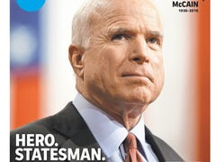 Purchase your John McCain commemorative edition here