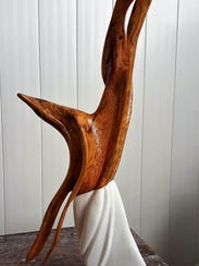 Sculptures by Christopher A. Buonomo of 13 Degree Studios,
