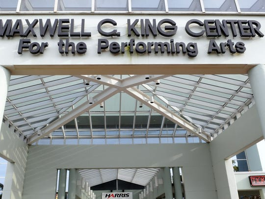 The King Center for the Performing Arts will have a variety of shows this season.