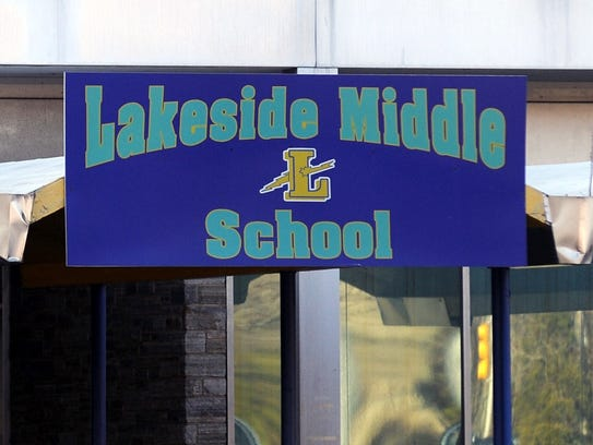 Lakeside Middle School and the Millville City Commission