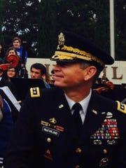 Lt. Gen. Sean B. MacFarland, then-commander of III