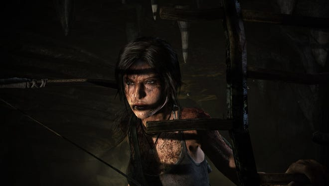 Lara Croft stars in 'Tomb Raider: The Definitive Edition' for PlayStation 4 and Xbox One. A sequel will launch exclusively for Xbox One next holiday.