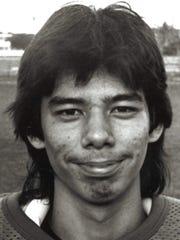 Bill QuichochoSport: Football (quarterback)Photo archive date 1990s.