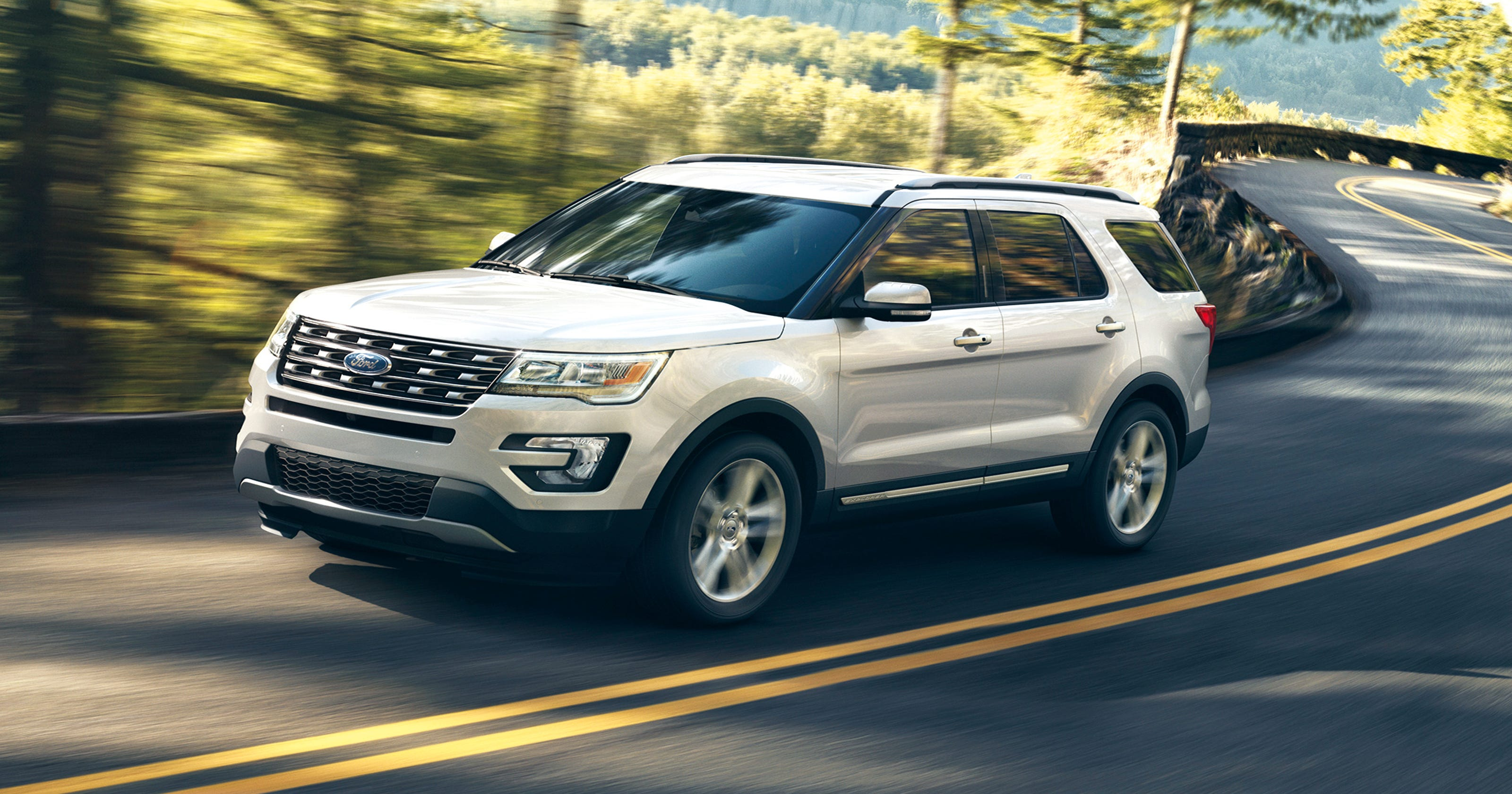 Ford Explorer drivers complaining of dizziness, nausea, vomiting