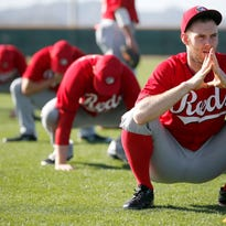 Reds spring training March 2