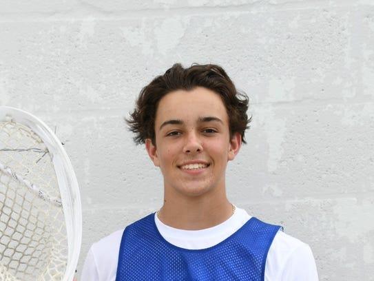 Xavier Peden, Canterbury lacrosse