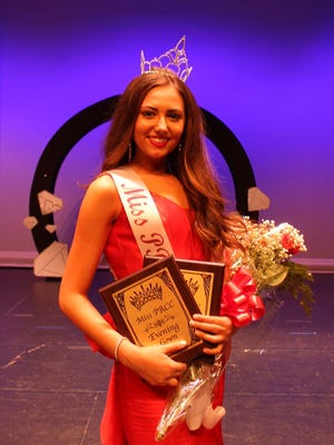 Jessie Besanson of Carriere is the 2018 Miss PRCC.