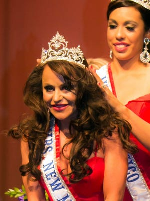 Summer Whistle was crowned Mrs. New Mexico 2016 at the June 25th pageant in Albuquerque.
