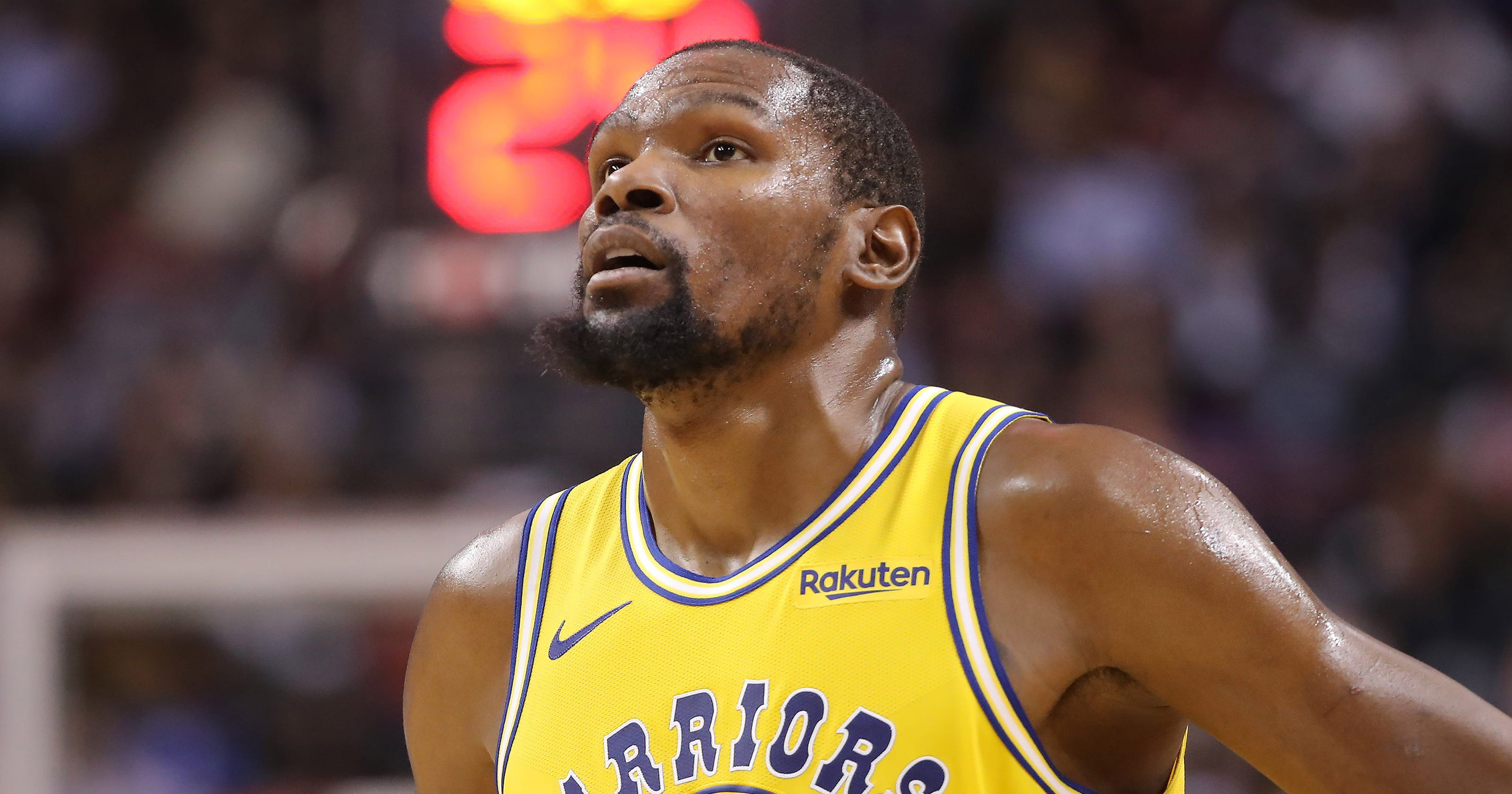 huge discount 14ebd 2b810 Kevin Durant signing with Brooklyn Nets over Knicks in NBA ...