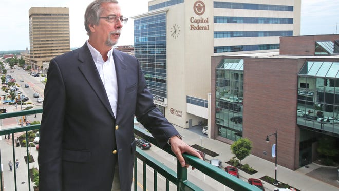 Vince Frye, senior vice president of Greater Topeka Partnership and president of Downtown Topeka Inc., announced his retirement Friday. He plans to step down at the end of the year.