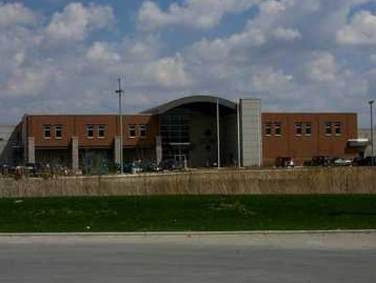 Brown County Jail, 3030 Curry Lane, Green Bay.