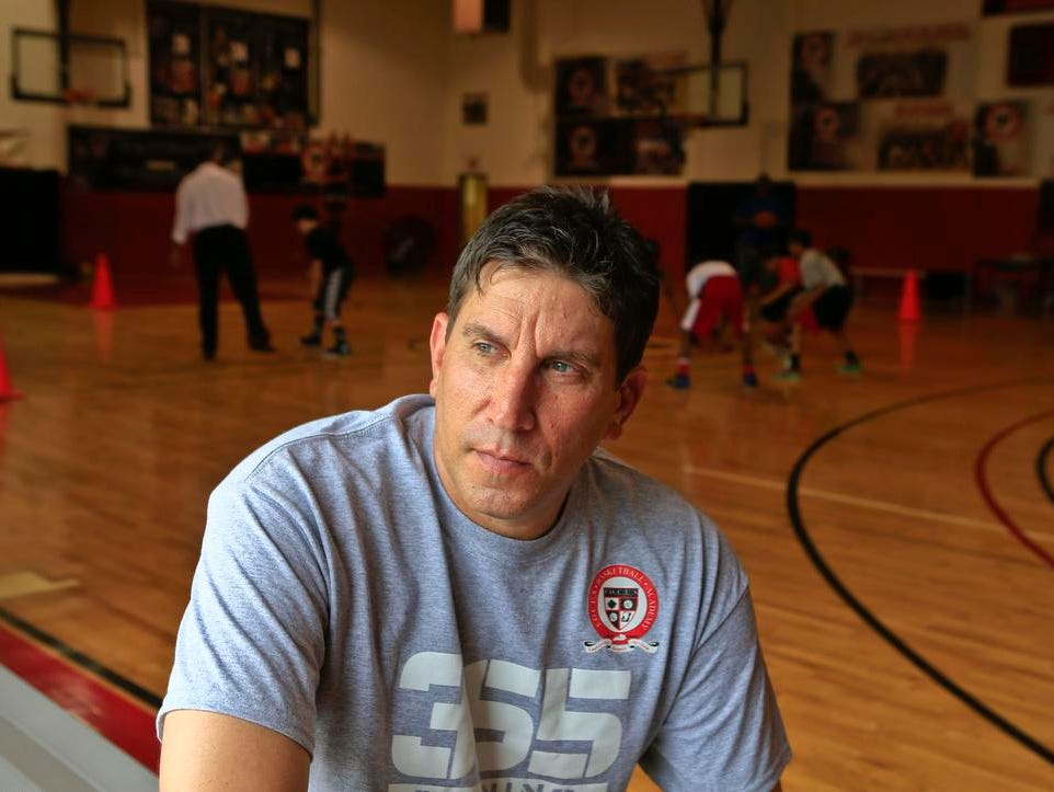 Mark Lieberman, a former U of L and FIU assistant basketball coach, has been coping since the tragic death of his infant son Maxwell two years ago. Now Lieberman has partnered with Tim Barnett, the owner and founder of F.O.C.U.S. Basketball Academy in Louisville to help run a basketball camp in late July. July 2, 2015