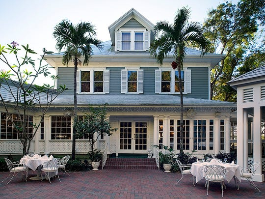 The Veranda is located at 2212 Second Street in downtown Fort Myers.